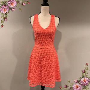 MAKE AN OFFER ;) Maurices peach dress